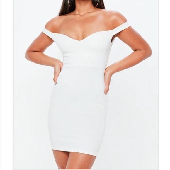 best sell top design discount Missguided Dresses   White Dress   Poshmark